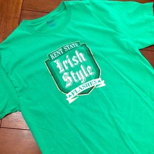 Kent State St. Patrick's Day